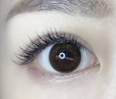 Acuvue define 閃鑽棕 Radiant Sweet 隱形眼鏡
