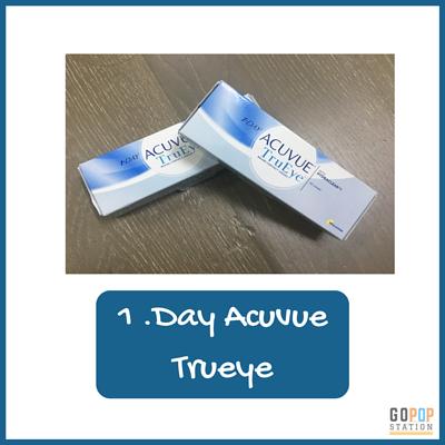 1 day acuvue Trueye隱形眼鏡