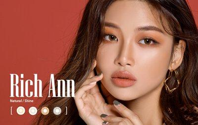 Rich Ann 韓國隱形眼鏡