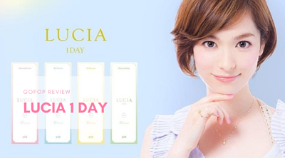 Lucia 隱形眼鏡介紹