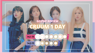 Cruum Contact Lens by Blackpink