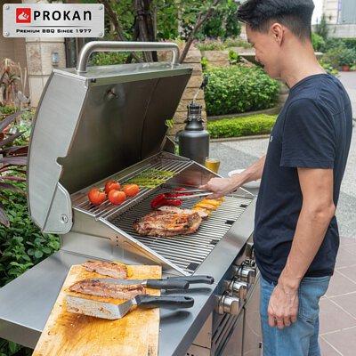 prokan,戶外烤爐,碳烤爐,燒烤,烤肉,波樂