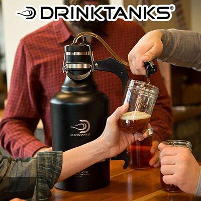 drinktanks,保冰瓶,保溫瓶,啤酒機,波樂