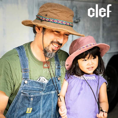 clef,波樂,戶外帽,露營帽,雙面可戴,日本go out, 帽子推薦