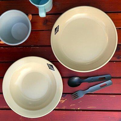 platchamp,日本餐具,日本製,戶外餐具,餐盤,日本go out,波樂