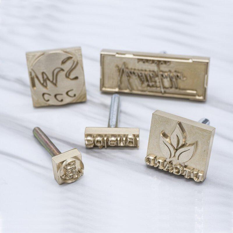 Custom Made Branding Iron Stamp
