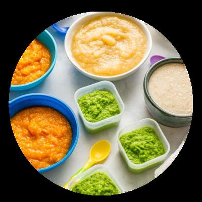 寶寶綜合蔬果泥/米糊