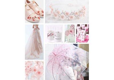 櫻花,櫻花包裝,櫻花婚紗,櫻花雨傘,櫻花透明雨傘,櫻花玻璃杯,櫻花棒棒糖,櫻花新娘頭,櫻花鞋子,手帳,卡片,交換禮物,聖誕節,聖誕禮物,聖誕裝飾,聖誕卡片