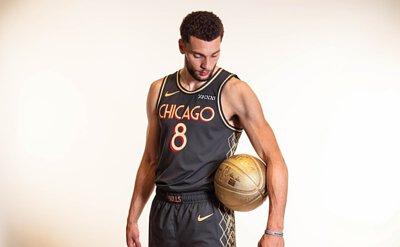 Bulls city uniform