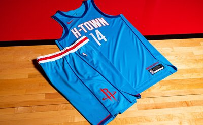 Rockets city uniform