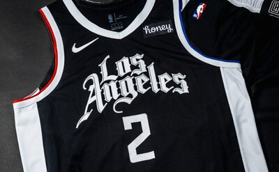 clippers city uniform
