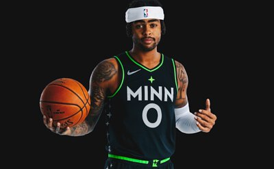 timberwolves city uniform