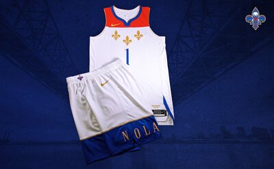 pelicans city uniform