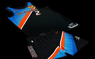 thunder city uniform