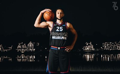 76ers city uniform