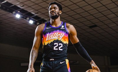 Suns city uniform