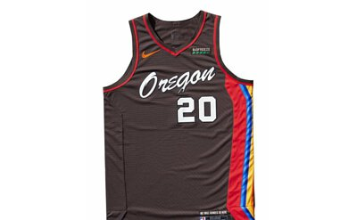 blazers city uniform