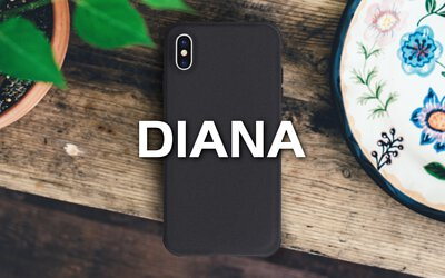 SOLiDE Diana Series Case for iphone