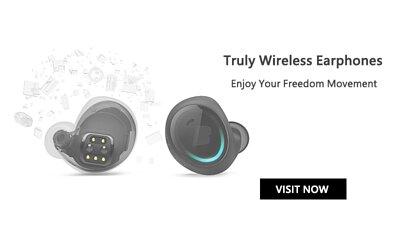 真無線藍牙耳機,真無線,智慧耳機