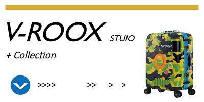 V-ROOX STUDIO系列 行李箱