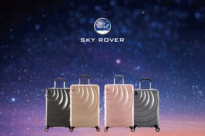 Sky Rover 魔幻星辰行李箱