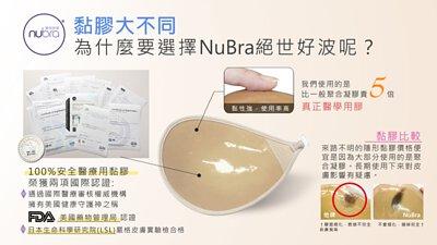 nubra,nubra絕世好波,隱形胸罩,隱形內衣,女性,隱形,內衣,正牌nubra,正貨,好品質,美國fda,檢驗合格,安全,安全黏膠,醫療用膠,醫療矽膠