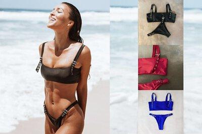 NuBra,絕世好波,海灘,比基尼,bikini,beach,海灘神器,罩杯升級,泳衣,swim,海島,夏天