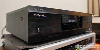 普洛影音網主編對OPPO205藍光播放機的改機評測