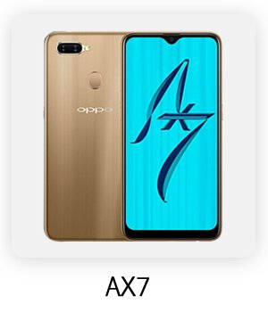 OPPO手機殼 AX7