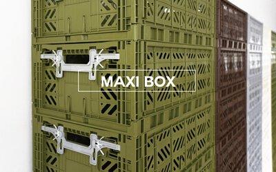 Aykasa土耳其折疊收納箱  - Maxi Box