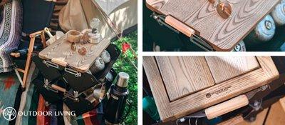 Snow Peak UG-025/055 鐵箱專用配件|完美手作、質感收納、戶外、露營、野餐