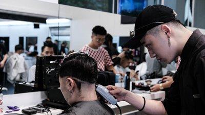 THE GOLDEN AGE 亞洲男仕髮型黃金年代 | ANDIS 2018 男仕髮型系統剪裁課程