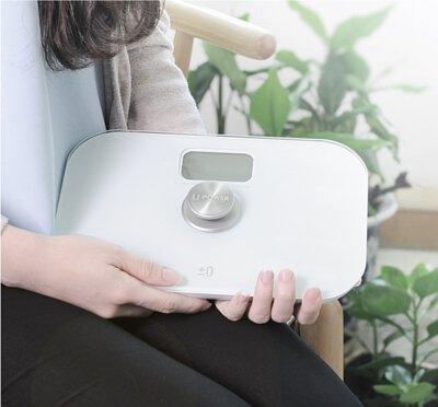 battery free mini body scale