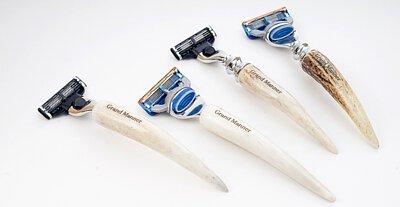 歐洲最受歡迎手動刮鬍刀款式,品味與榮耀的象徵!