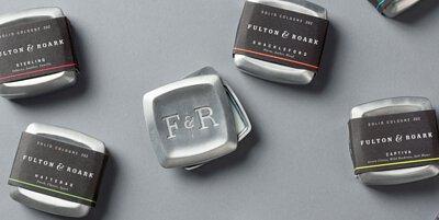 F&R 固態古龍水 Solid Cologne(固態香水、固體古龍水、香膏)