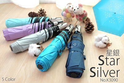 自動傘,星星,輕量,晴雨傘,雨傘,陽傘,不透光,抗UV,抗強風