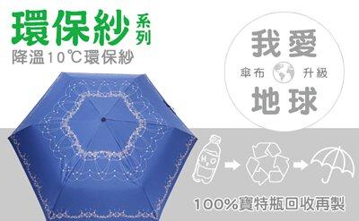 環保紗愛地球傘布