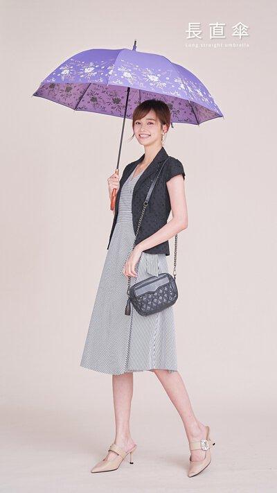 直傘,大傘,防曬,降溫,降溫10度,防潑水,快乾,防雷