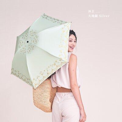 傘布使用高密度材質,高效防雨速乾不沾水 抗UV及抗光黑膠,雙管齊下隔絕紫外線 反向傘開收設計,簡單好收納!