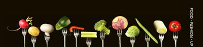 趕食髦 食物美學