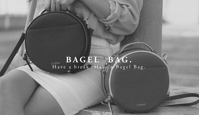 COSPAC - BAGEL BAG