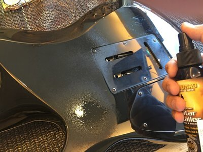 電吉他保養清潔