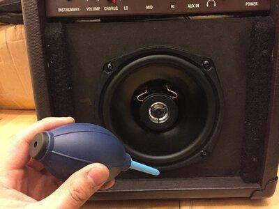 音箱清潔除塵