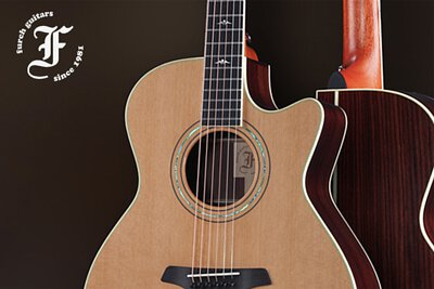 捷克木吉他品牌Furch各型號介紹,提供價格及試音檔