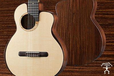 台灣木吉他、烏克麗麗品牌aNueNue各型號介紹,提供價格及試音檔