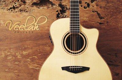 加拿大木吉他品牌Veelah各型號介紹,提供價格及試音檔