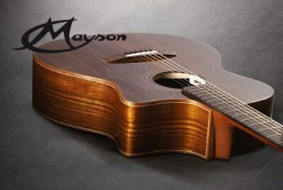 德國木吉他品牌mayson各型號介紹,提供價格及試音檔