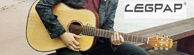 香港Legpap吉他品牌形象照
