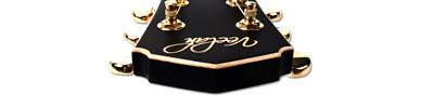 加拿大Veelah吉他品牌形象照