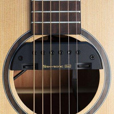 日本木吉他拾音器品牌Skysonic各款式介紹,提供價格及拾音器安裝